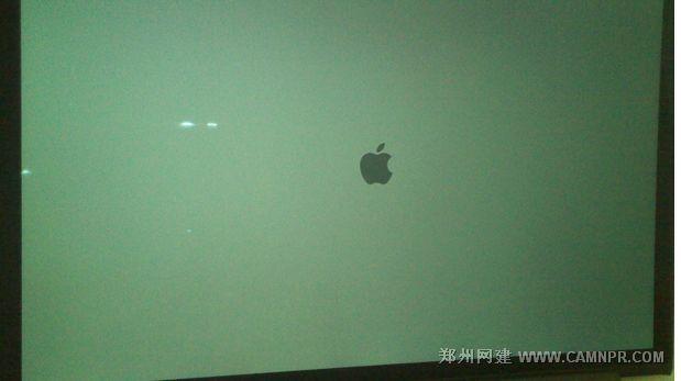 苹果电脑利用快捷键进入U盘启动的方法 郑州网建