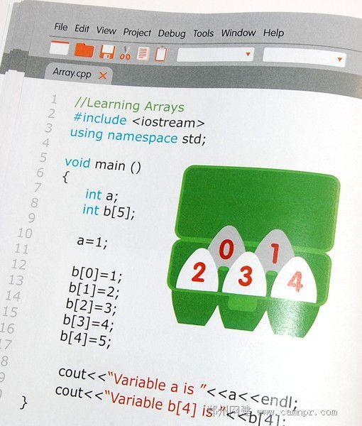 code babies代码宝宝 教材
